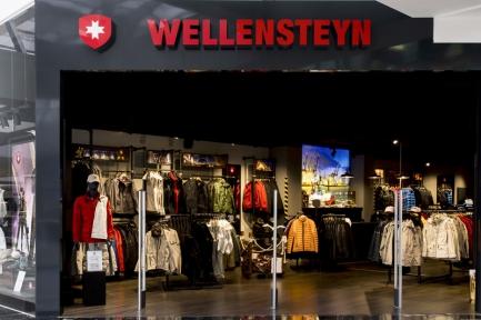 zeitloses Design Geschicktes Design ankommen Wellensteyn-Store Vösendorf HSAG Fashion GmbH
